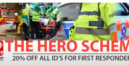 heroes id scheme for first responders