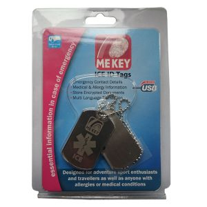 medical id dog tags