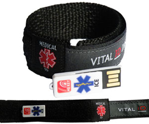 Medical ID Wristband (medium)