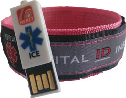 id wristbads for women