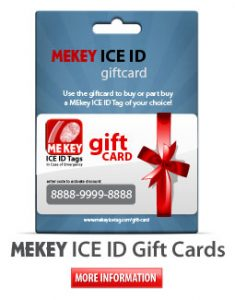 medical id gift cards