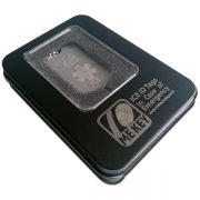 usb id dog tag in presentation tin